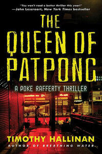 The Queen of Patpong - Timothy Hallinan - cover