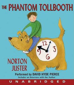 The Phantom Tollbooth CD - Norton Juster - cover