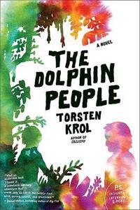 The Dolphin People - Torsten Krol - cover