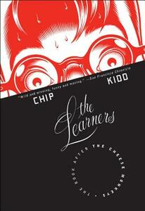 "The Learners: The Book After ""the Cheese Monkeys"" - Chip Kidd - cover"