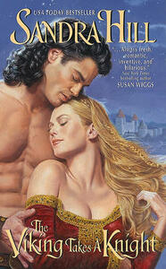 The Viking Takes a Knight - Sandra Hill - cover