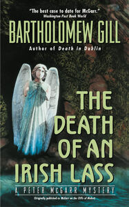 Foto Cover di The Death of an Irish Lass, Ebook inglese di Bartholomew Gill, edito da HarperCollins