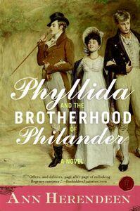 Foto Cover di Phyllida and the Brotherhood of Philander, Ebook inglese di Ann Herendeen, edito da HarperCollins
