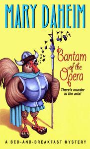 Foto Cover di Bantam of the Opera, Ebook inglese di Mary Daheim, edito da HarperCollins