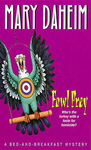 Foto Cover di Fowl Prey, Ebook inglese di Mary Daheim, edito da HarperCollins