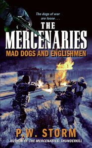 Foto Cover di Mad Dogs and Englishmen, Ebook inglese di P. W. Storm, edito da HarperCollins
