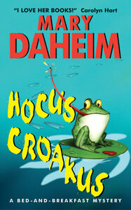 Foto Cover di Hocus Croakus, Ebook inglese di Mary Daheim, edito da HarperCollins