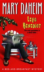 Foto Cover di Legs Benedict, Ebook inglese di Mary Daheim, edito da HarperCollins
