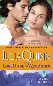 Foto Cover di The Lost Duke of Wyndham, Ebook inglese di Julia Quinn, edito da HarperCollins