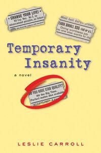 Foto Cover di Temporary Insanity, Ebook inglese di Leslie Carroll, edito da HarperCollins