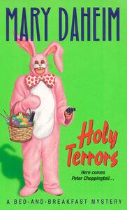 Foto Cover di Holy Terrors, Ebook inglese di Mary Daheim, edito da HarperCollins