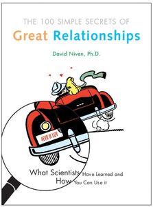 Foto Cover di The 100 Simple Secrets of Great Relationships, Ebook inglese di David Niven, PhD, edito da HarperCollins
