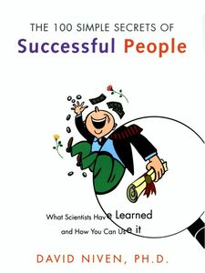 Foto Cover di The 100 Simple Secrets of Successful People, Ebook inglese di David Niven, PhD, edito da HarperCollins