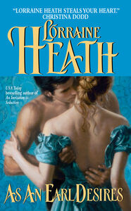 Foto Cover di As an Earl Desires, Ebook inglese di Lorraine Heath, edito da HarperCollins