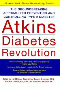 Foto Cover di Atkins Diabetes Revolution, Ebook inglese di Robert C. Atkins, M.D., edito da HarperCollins