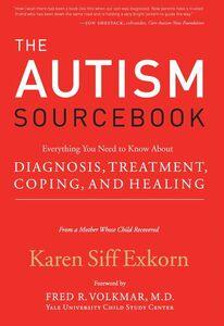 Foto Cover di The Autism Sourcebook, Ebook inglese di Karen Siff Exkorn, edito da HarperCollins