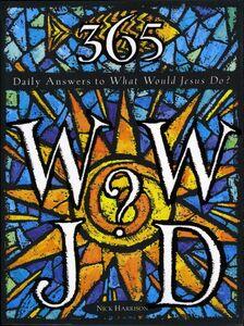 Foto Cover di 365: WWJD?, Ebook inglese di Nick Harrison, edito da HarperCollins