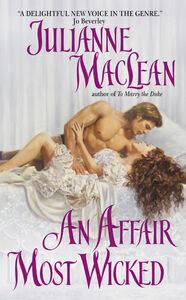 Foto Cover di An Affair Most Wicked, Ebook inglese di Julianne MacLean, edito da HarperCollins