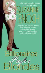 Foto Cover di Billionaires Prefer Blondes, Ebook inglese di Suzanne Enoch, edito da HarperCollins