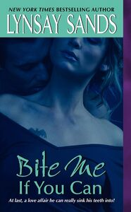 Foto Cover di Bite Me If You Can, Ebook inglese di Lynsay Sands, edito da HarperCollins