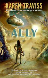 Foto Cover di Ally, Ebook inglese di Karen Traviss, edito da HarperCollins