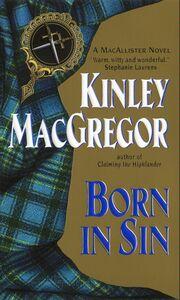 Foto Cover di Born in Sin, Ebook inglese di Kinley MacGregor, edito da HarperCollins