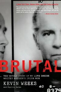 Foto Cover di Brutal, Ebook inglese di Phyllis Karas,Kevin Weeks, edito da HarperCollins