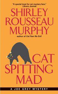 Foto Cover di Cat Spitting Mad, Ebook inglese di Shirley Rousseau Murphy, edito da HarperCollins
