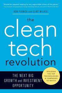 Foto Cover di The Clean Tech Revolution, Ebook inglese di Ron Pernick,Clint Wilder, edito da HarperCollins