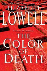 Foto Cover di The Color of Death, Ebook inglese di Elizabeth Lowell, edito da HarperCollins