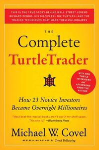 Foto Cover di The Complete TurtleTrader, Ebook inglese di Michael W. Covel, edito da HarperCollins