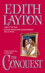 Foto Cover di The Conquest, Ebook inglese di Edith Layton, edito da HarperCollins