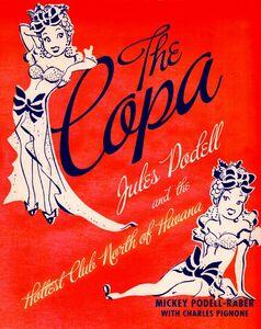 Foto Cover di The Copa, Ebook inglese di Charles Pignone,Mickey Podell-Raber, edito da HarperCollins