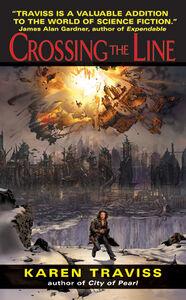 Foto Cover di Crossing the Line, Ebook inglese di Karen Traviss, edito da HarperCollins