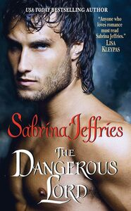 Foto Cover di The Dangerous Lord, Ebook inglese di Sabrina Jeffries, edito da HarperCollins