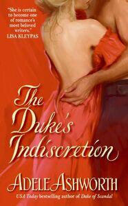 Foto Cover di The Duke's Indiscretion, Ebook inglese di Adele Ashworth, edito da HarperCollins