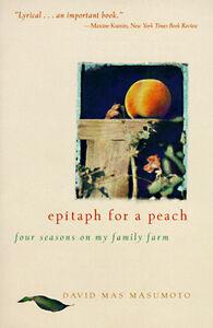 Foto Cover di Epitaph for a Peach, Ebook inglese di David M. Masumoto, edito da HarperCollins