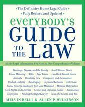 Everybody's Guide to the Law