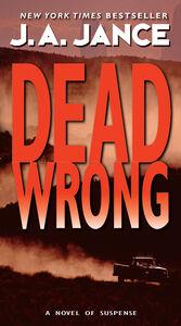 Foto Cover di Dead Wrong, Ebook inglese di J. A. Jance, edito da HarperCollins