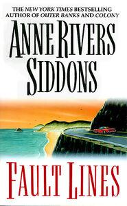 Foto Cover di Fault Lines, Ebook inglese di Anne Rivers Siddons, edito da HarperCollins