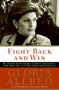 Foto Cover di Fight Back and Win, Ebook inglese di Gloria Allred, edito da HarperCollins