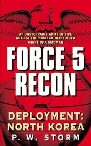 Foto Cover di Deployment: North Korea, Ebook inglese di P. W. Storm, edito da HarperCollins