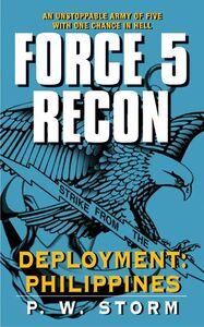 Foto Cover di Deployment: Philippines, Ebook inglese di P. W. Storm, edito da HarperCollins