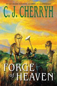 Foto Cover di Forge of Heaven, Ebook inglese di C. J. Cherryh, edito da HarperCollins