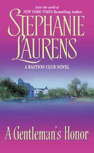 Foto Cover di A Gentleman's Honor, Ebook inglese di STEPHANIE LAURENS, edito da HarperCollins