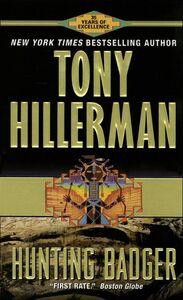 Foto Cover di Hunting Badger, Ebook inglese di Tony Hillerman, edito da HarperCollins