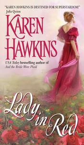 Foto Cover di Lady in Red, Ebook inglese di Karen Hawkins, edito da HarperCollins