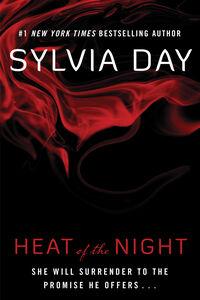 Foto Cover di Heat of the Night, Ebook inglese di Sylvia Day, edito da HarperCollins