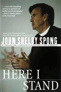 Foto Cover di Here I Stand, Ebook inglese di John Shelby Spong, edito da HarperCollins