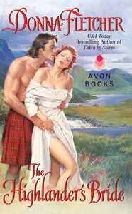 Foto Cover di The Highlander's Bride, Ebook inglese di Donna Fletcher, edito da HarperCollins